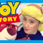 【Toy Story4】ボーピープメイク!Bo-Peep Makeup!
