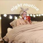 NIGHT ROUTINE🌙GET UN-READY with me // 秋のスキンケア & リラックスtime | mimifilm