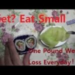 PalmBowl Diet, Lose weight 1 pound Everyday! Gimbab, Melonダイエット 一日半キロ痩 キンパプ,다이어트 반키로 -, 김밥, Mukbang