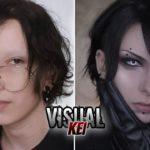 VISUAL KEI smokey (V系メイク) Make Up Tutorial